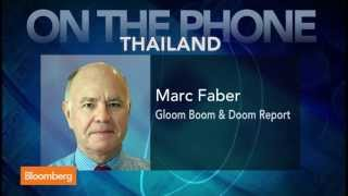 'Dr. Doom' Faber: Stocks in a Bubble, Buy Gold
