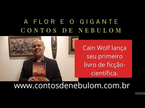 Lançamento do livro A flor e o gigante