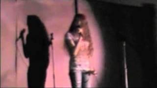 Rachel Renaud singing Anyway