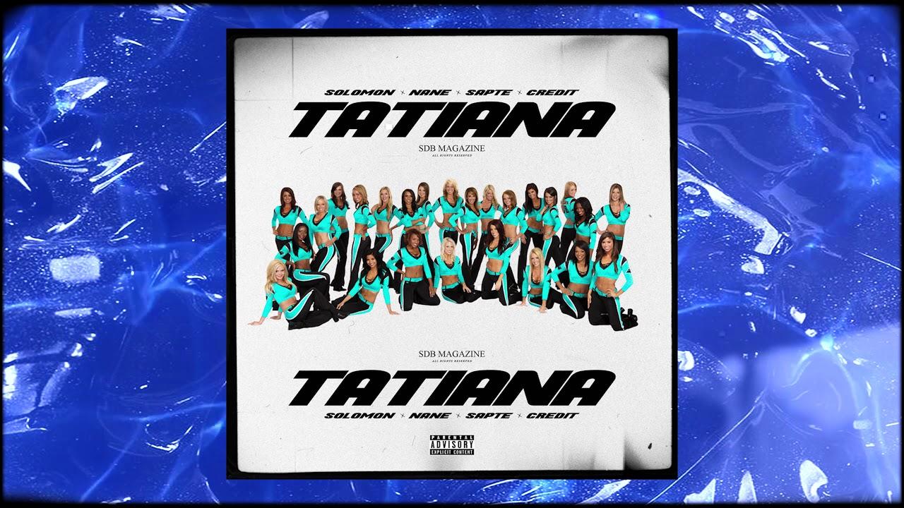 Download Solomon, NANE, Sapte, Credit - TATIANA (Blueface - Thotiana Remix)