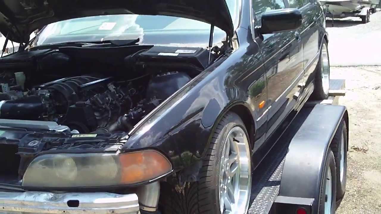 Bmw E39 Turbo Ls1 Walkaround Update Youtube