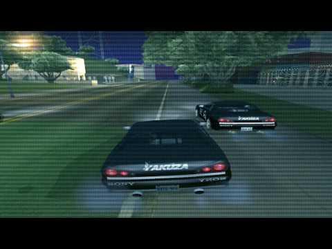    Twin Drifting   Yakuza RTRT   ft   RedR ToyoX 720p   