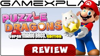 Puzzle & Dragons Z / Super Mario Bros. Edition - Video Review (3DS)