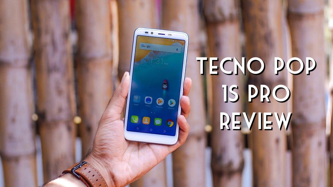 Tecno Pop 1s Pro - Little Beauty | 4K | ATC