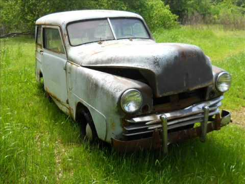 Crosley Station Wagon For sale Great Fuel Economy