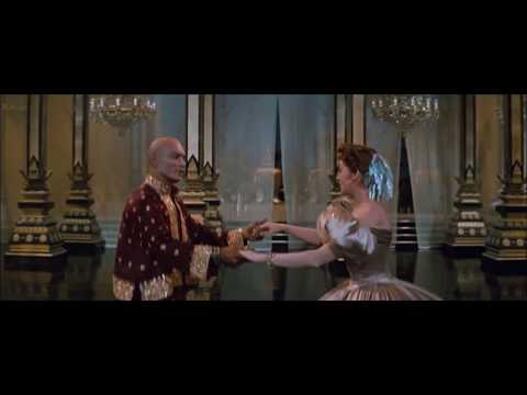 The King And I (1956) - Jellyfish Dress