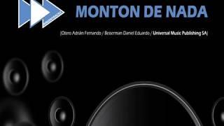Montón de nada - Karaoke Profesional