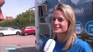 """Vrouw Maarten van der Weijden: """"Hij voelt zich lekker en goed"""""""