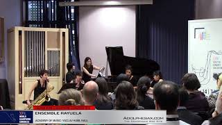 ENSEMBLE RAYUELA plays Dvořák