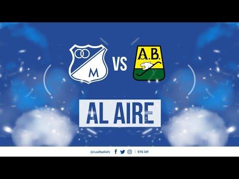 Millonarios vs. A. Bucaramanga, fecha 12, Liga Águila 2018 - 1