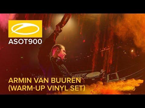 Armin Van Buuren Live At A State Of Trance 900 (Utrecht, The Netherlands) [Warm-up Vinyl Set]
