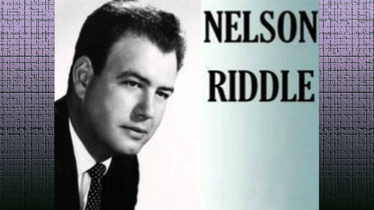 Nelson Riddle And His Orchestra - I'm Getting Sentimental Over You