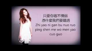 Hebe Tien 田馥甄 -【你就不要想起我】歌詞版 LYRICS (CHINESE + PINYIN) thumbnail