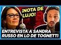 """""""La mañana de C5N envenena"""" Sandra Russo analiza el papel de los medios y del periodismo"""