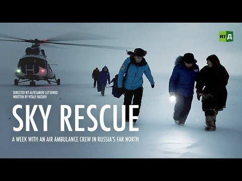 Sky Rescue: Story from Yamal tundra