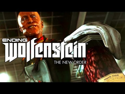 END OF THE LINE | Wolfenstein The New Order - ENDING