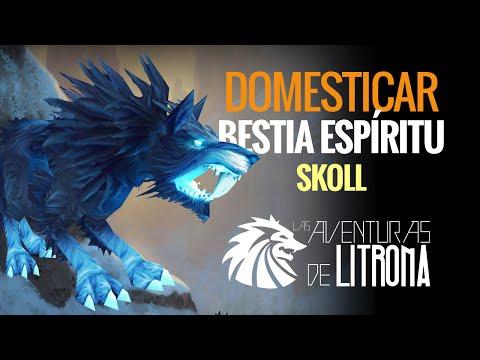 Domesticando Mascotas Ep. #3 La leyenda nórdica de Skoll y Hati | WOW Warlords Of Draenor