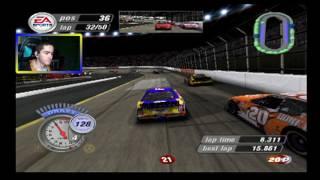 what else can go wrong bristol   nascar thunder 2004 career mode race 24 36