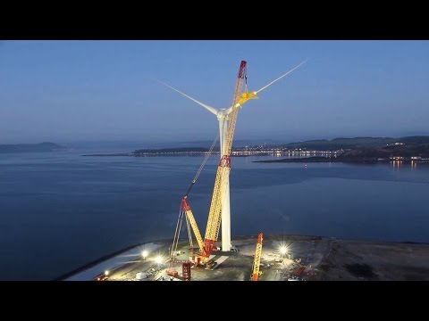 Engineering innovation in offshore power