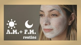 CURRENT A.M. + P.M. ROUTINE | IPSY APRIL GLAMBAG