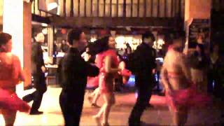 Dame Cinco @ Caribe (salsa dance performance)