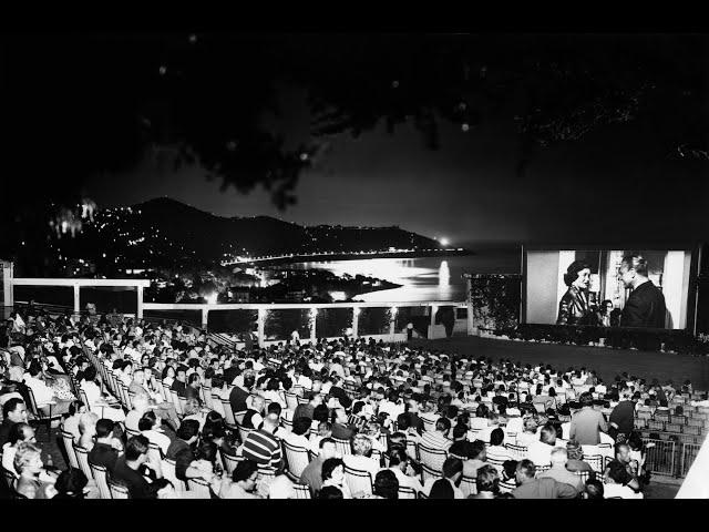 Cinema all'aperto a Sanremo