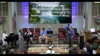May 30, 2021 Service [Trimmed] at First Baptist Thomson, Streaming License 201531172