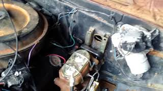 Episode 2 1964 Impala 2dr hardtop Project restomod ratrod