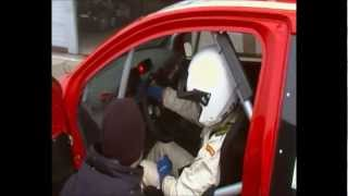 GAETANI RACING TEST PISTA ADRIA DICEMBRE 2012 TRA LA NEBBIA