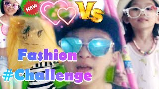 Fashion Challenge | Dress Up in 5 minutes | Kids Fashion Showtime