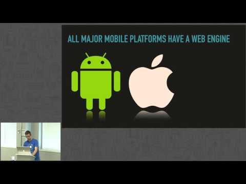 Hybrid App Development with Ionic & HTML5