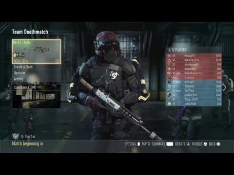 Call Of Duty®: Advanced Warfare Multiplayer Gameplay PS4 2017-01-11
