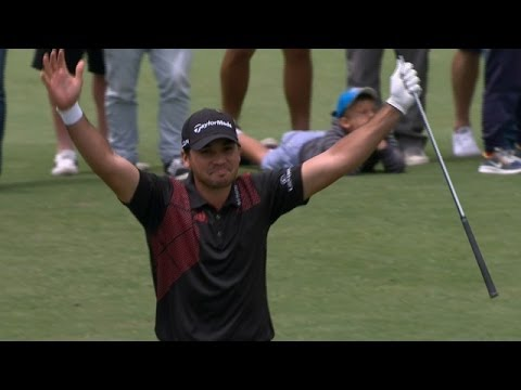 Jason Day holes-out for eagle to headline Shots of the Week