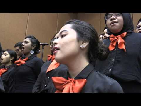 MSU Choir sings Janam Janam