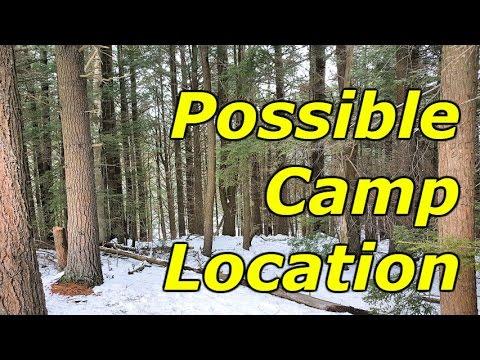 Possible Bushcraft Camp Location?