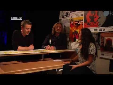 Kanal 21 Backstage - Frizz Feick & George Kochbeck