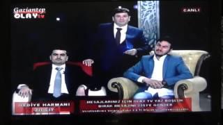 Hassa Kaymakamımız Mustafa PALA Bey39;in Gaziantep Olaytv Canlı Telefon Görüşmesi