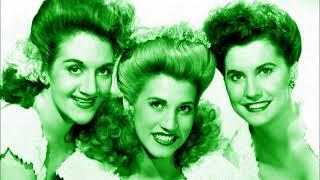 The Andrews Sisters - Pagan Love Song 1938