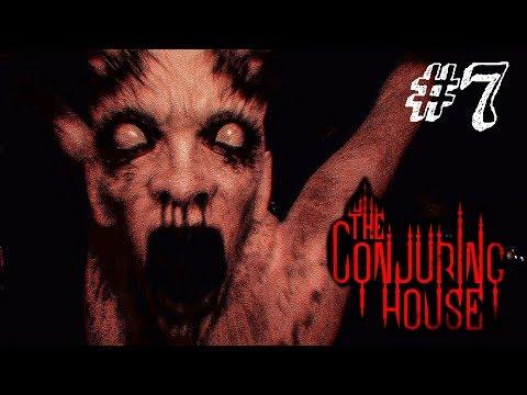 ОНО ЖИВОЕ! ► The Conjuring House Прохождение #7 ► ИНДИ ХОРРОР ИГРА