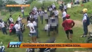 Video 2 Siswi Baubau Berkelahi Ini Viral di Medsos