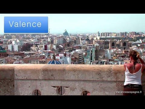 Valence espagne ville culturelle et touristique youtube - Piscine valence polygone ...