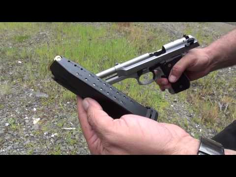 Beretta 92FS Inox with BT Guide Rod (HD)