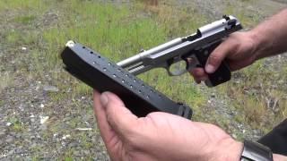 Beretta 92FS Inox with BT Guide Rod (HD)