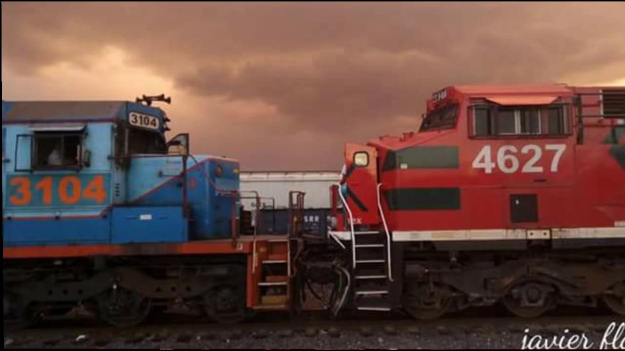 7 de noviembre Feliz día del ferrocarrilero - YouTube
