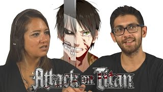 Gençlerin Tepkisi: Attack on Titan (ANİME #1)