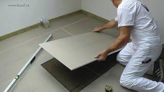 Jak rekonstruovat podlahu rodinného domu