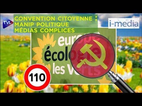 I-Média n°304 – La Convention Citoyenne : manip politique, médias complices