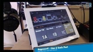 Test - Line 6 Sonic Port und JamUp XT - deutsch