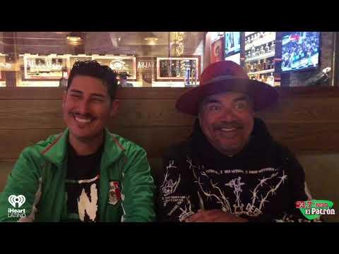 Rico - CHINGON KITCHEN & George Lopez Interview