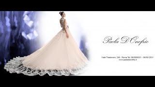 Paola D'Onofrio -Collezione Spose 2019-